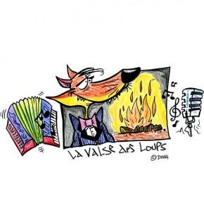Téléchargement Chanson La Valse des Loups