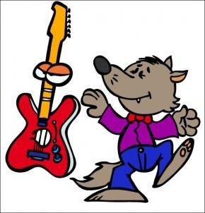 Téléchargement Chanson Le Loup Sympa