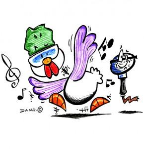 Téléchargement Chanson Le Rap du Poulailler version remix