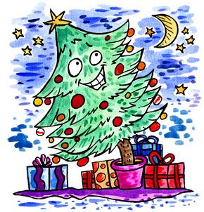Téléchargement Comptine Le sapin de Noël !