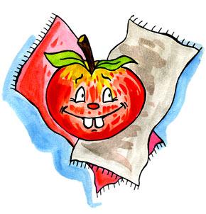 Téléchargement Comptine Pomme de reinette et pomme d'api