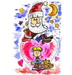 Téléchargement Comptine Lettre au père Noël